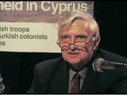 Martin Packard MBE - British Consul to Cyprus 1963- 64