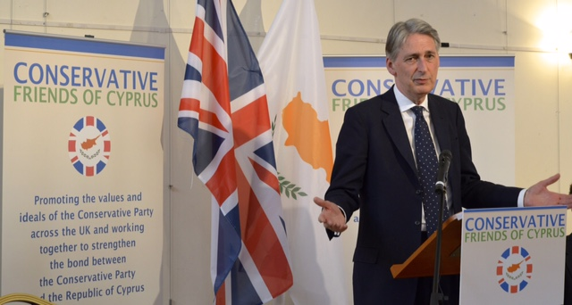 Foreign Secretary - Rt Hon Philip Hammond MP